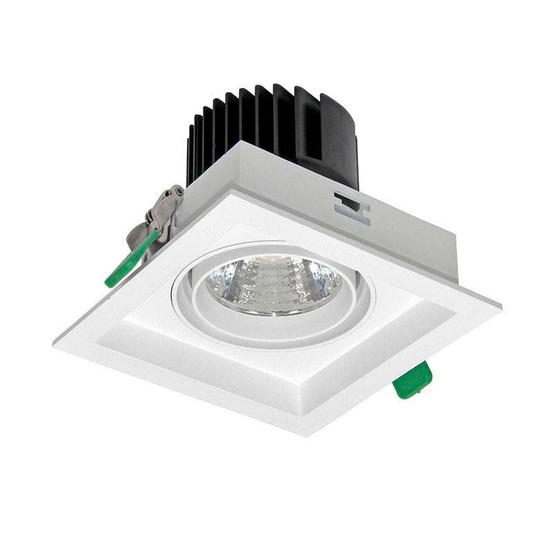 Downlight Led, KARDAN, 1 foco, 30W, Blanco frío